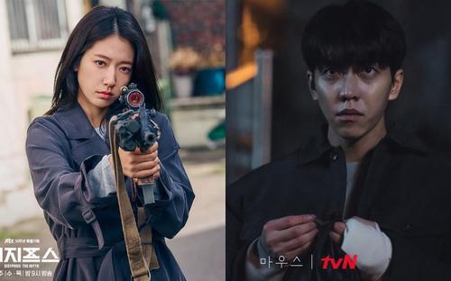 Rating phim 'Sisyphus: The Myth' giảm thấp thê thảm, Park Shin Hye cũng không thể cứu vãn