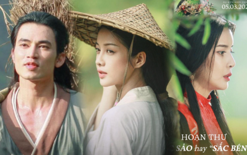 'Kiều': Có thực sự khác so với 'Truyện Kiều' của Nguyễn Du?
