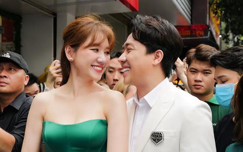 Hari Won bất ngờ tiết lộ kế hoạch sau khi sinh con cùng Trấn Thành