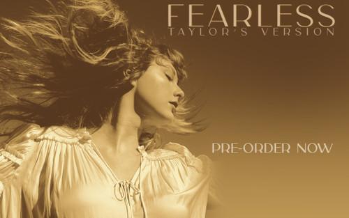 Album Fearless của Taylor Swift vừa phát hành đã lập được hàng loạt thành tích đáng nể