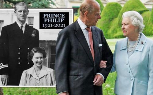 Hoàng thân Philip và những giây phút cuối cùng bên 'nàng Lilibet'