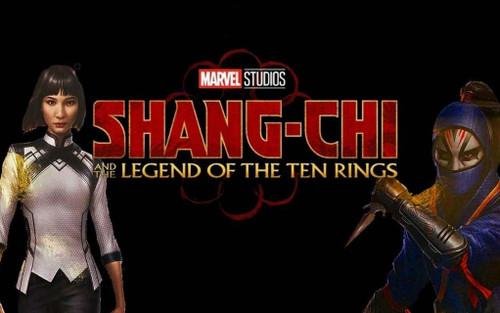 Nóng: Rò rỉ tạo hình các nhân vật mới trong phim riêng của 'Shang-Chi', trong đó có một con rồng