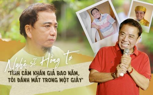 Hai năm sau scandal đánh bạc, nghệ sĩ Hồng Tơ: 'Tình cảm khán giả bao năm, tôi đánh mất trong một giây'