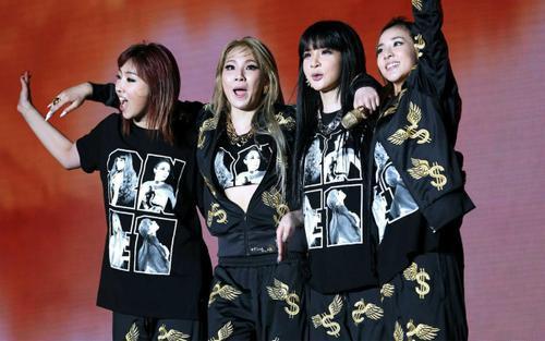 CL phủ nhận thông tin 2NE1 tái hợp