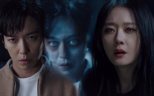 'Bất động sản trừ tà' tập 1: Jung Yong Hwa khóc thét vì bị oan hồn nhập xác, Jang Na Ra giải cứu cực ngầu