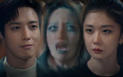 'Bất động sản trừ tà' tập 2: Jung Yong Hwa sinh ra với vận mệnh pháp sư như Jang Na Ra