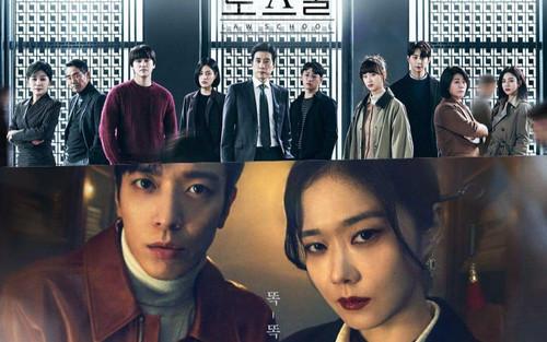 Rating 15/04: Phim của Kim Bum - Jang Nara và Lee Seung Gi cạnh tranh khốc liệt