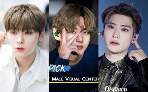 Dispatch công bố Top 8 'center visual' hàng đầu Kpop: V (BTS), Jaehyun (NCT) và Minhyun (NU'EST) dẫn đầu!