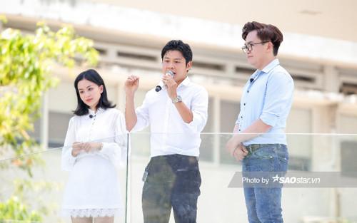 Nhạc sĩ Nguyễn Văn Chung mang nỗi niềm của nhiều phụ huynh tới Thiếu Niên Nói 2021