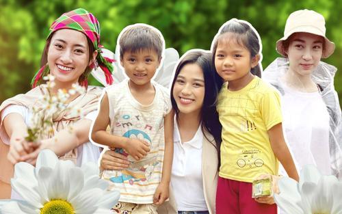 Đỗ Thị Hà 'trèo đèo lội suối' chuẩn bị dự án nhân ái Miss World: Hứa hẹn in-top như Đỗ Mỹ Linh - Tiểu Vy