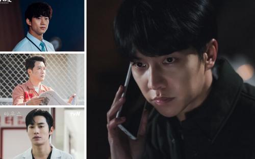 Bốn kẻ sát nhân khét tiếng của màn ảnh Hàn năm 2021: Lee Seung Gi dắt tay Ok Taecyeon cùng gia nhập hội