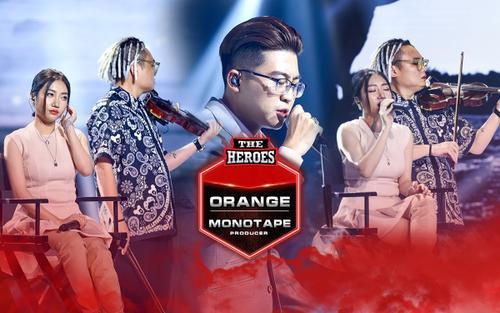 'Tài sản của bố' thành công rực rỡ, đã đến lúc quán quân King Of Rap - ICD báo đáp Orange tại The Heroes
