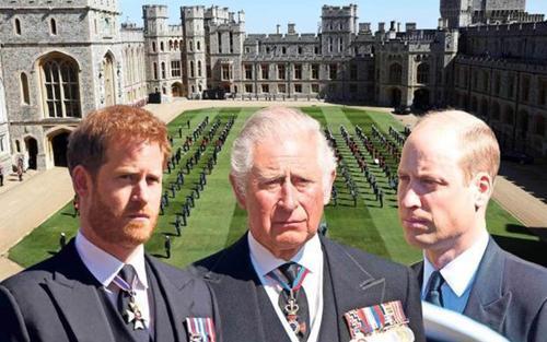 Harry trò chuyện cùng cha và anh trai 2 tiếng sau đám tang Hoàng thân: Mối quan hệ rạn nứt được hàn gắn?