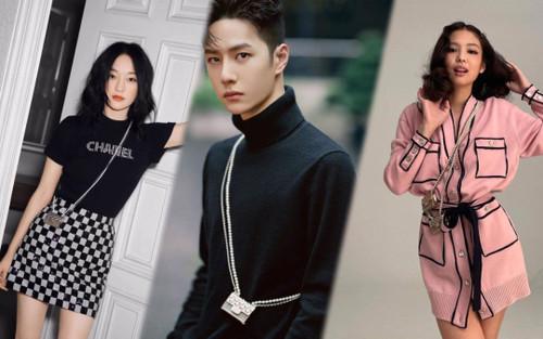 Vương Nhất Bác lên đồ với túi Chanel mini nhỏ xíu 'so kè' với loạt mỹ nhân Châu Á