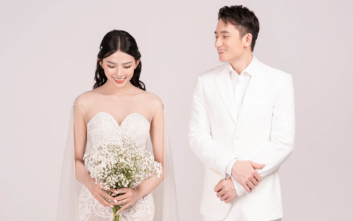 Phan Mạnh Quỳnh tung trọn bộ ảnh cưới, dân tình khen ngợi vẻ đẹp của cô dâu