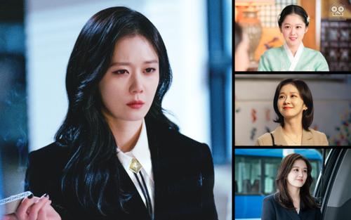 Fan hú hét trước nhan sắc tựa 'ma cà rồng' của Jang Nara trong phim mới