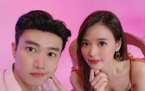 Giữa tin Quốc Trường hẹn hò Minh Hằng, Midu khiến fan nghi ngờ khi thể hiện tình cảm với nam diễn viên
