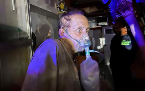 Nổ bình oxy trong bệnh viện điều trị Covid-19, ít nhất 82 người thiệt mạng