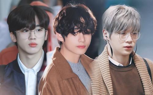Top 6 nam thần tượng K-Pop 'xinh xẻo' do Knet bình chọn: V (BTS) lạc giữa dàn Quán - Á quân 'Produce 101'