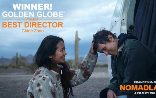 Thắng giải lớn tại Oscar 2021 nhưng Chloé Zhao không được chào đón ở quê nhà Trung Quốc: Lý do là?