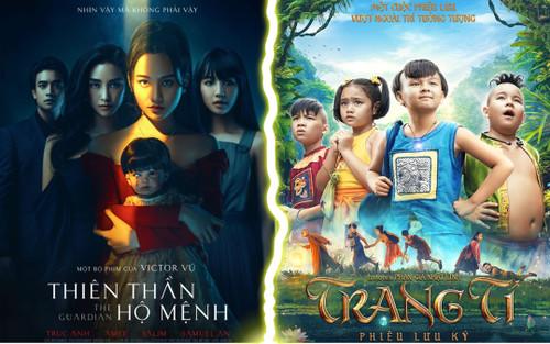 Lượng đặt trước vé Thiên thần hộ mệnh gấp 6 lần Trạng Tí: Phim của Ngô Thanh Vân sắp 'toang' như Kiều?