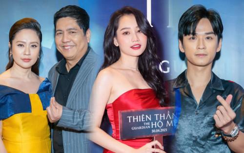 Phản ứng sao Việt trước khi xem 'Thiên thần hộ mệnh': Dự đoán doanh thu 100 tỷ!