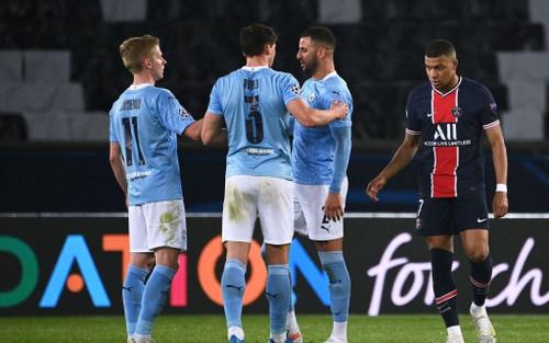 PSG thua ngược Man City, Mbappe trải qua 90 phút tệ nhất sự nghiệp