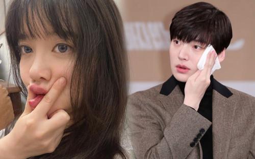Ahn Jae Hyun trở lại với 'Tân tây du ký ngoại truyện', Goo Hye Sun thừa cơ hội 'tạo nét'