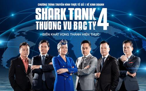 Xem tập 1 Shark Tank Việt Nam mùa 4 lúc mấy giờ, ở kênh nào?