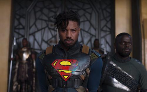 Michael B. Jordan phủ nhận tin đồn đảm nhận vai Superman da màu