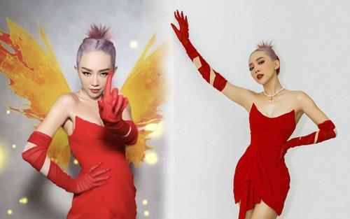 Những mỹ nhân Việt lộ thân hình đô con khác xa so với ảnh sống ảo