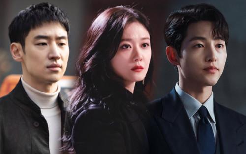 Song Joong Ki - Jang Nara trở thành 'ông hoàng - bà hậu', đứng đầu top 50 diễn viên tháng 5!