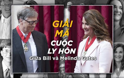 Giải mã cuộc ly hôn giữa Bill và Melinda Gates: Khi điểm chung vơi nhạt, chỉ còn là đường thẳng song song