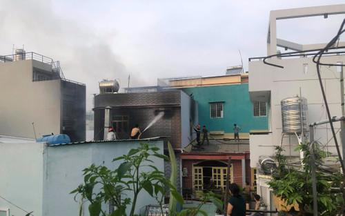 Nạn nhân sống sót trong vụ cháy kinh hoàng tại TP.HCM làm 8 người chết hiện ra sao?