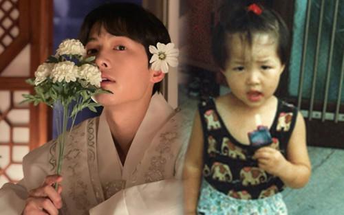 Song Joong Ki thừa nhận mình là đứa trẻ hư hỏng: Tức giận khi được khen xinh, bé tí tuổi đã 'mê gái'!