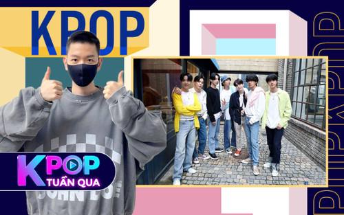 Kpop tuần qua: BTS lập kỉ lục Billboard, Baekhyun chính thức nhập ngũ, Hyomin rời công ty