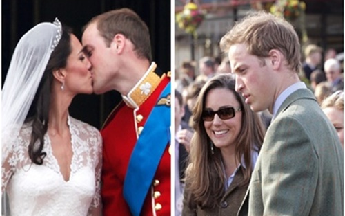 Kate Middleton đã phải 'thử vai' trước khi trở thành Công nương xứ Cambridge
