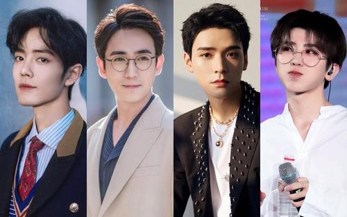 Top 7 nam thần 'siêu thoại' hot nhất hiện nay: Có tới 5 người từng đóng phim chuyển thể đam mỹ