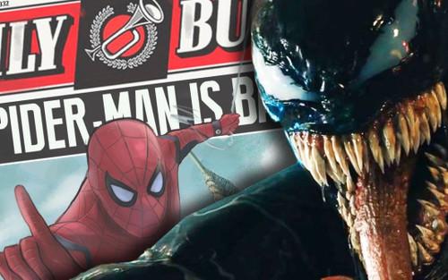 'Venom 2' sẽ không thuộc vũ trụ điện ảnh Marvel?