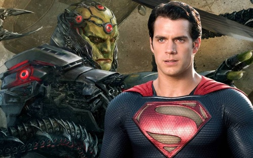 Zack Snyder từng muốn Brainiac làm phản diện của 'Man of Steel 2'