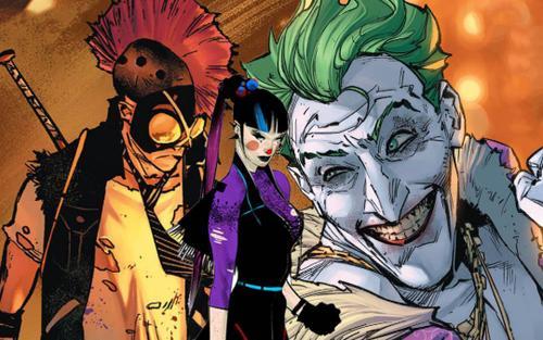 Antihero gốc Việt Clowhunter đối đầu bạn gái Joker, ai sẽ thắng?