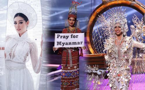 Miss Universe 2020: Có nên đổi giải Trang phục dân tộc đẹp nhất thành Miss nỗ lực?
