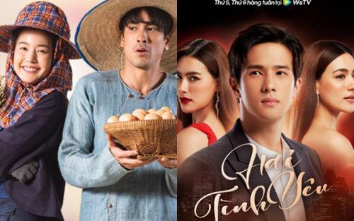 Đừng bỏ lỡ 2 bộ phim truyền hình Thái Lan thú vị phát sóng trên WeTV trong tháng 5 này