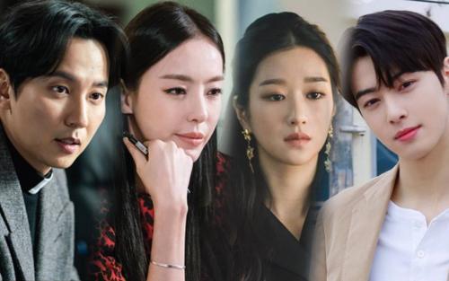 Thay Seo Ye Ji, 'chị chảnh' Lee Da Hee bén duyên cùng Kim Nam Gil - Cha Eun Woo!