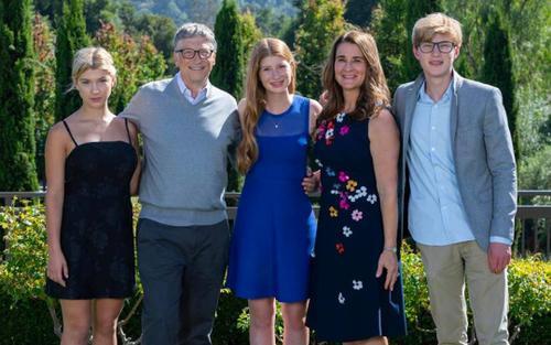 Các con của Bill Gates có thể nhận được hơn 230 tỷ đồng tiền thừa kế