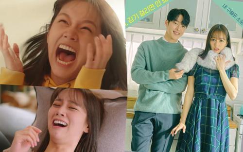 Phim Hàn Quốc cuối tháng 5: Cáo chín đuôi 999 tuổi Jang Ki Young và sinh viên bá đạo Hyeri dự sẽ gây sốt
