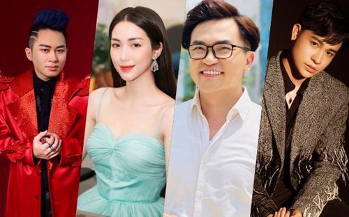 Nhiều nghệ sĩ ủng hộ Bắc Giang chống dịch: Triệu trái tim đồng lòng