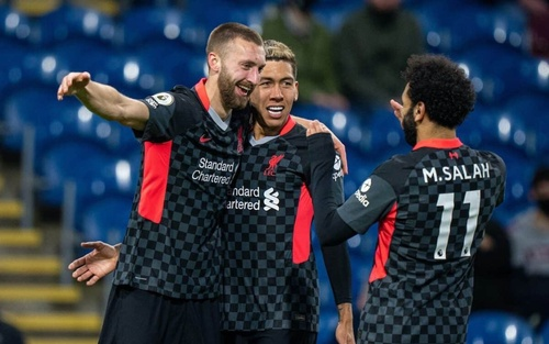 Liverpool trở lại Top 4, nằm quyền tự quyết vé Champions League