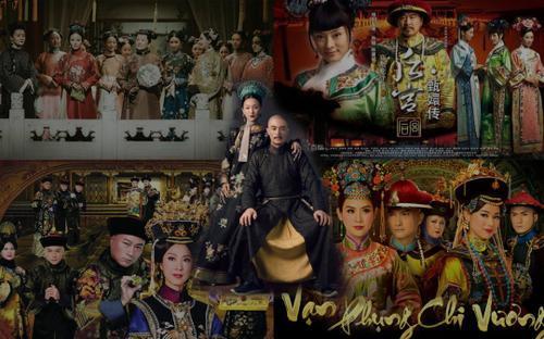 Phim cung đấu Thanh triều theo các đời vua: Như Ý - Chân Hoàn truyện là đời con cháu của Bộ bộ kinh tâm