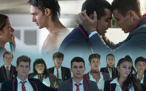 'Elite' mùa 4 tung trailer 18+ ngập tràn cảnh nóng và âm mưu của hội 'Hera kids' xứ Tây Ban Nha